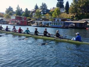 Annual Resident Rowing Retreat