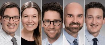 Drs. Hanson, May, Perin, Simpson & Vale