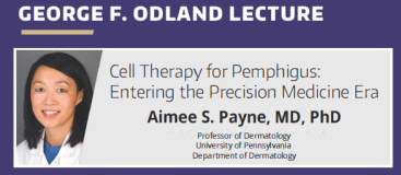 Aimee Payne delivers 2021 Odland Lecture